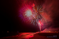 Point Pleasant Beach - July 4, 2016 Fireworks