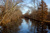 The Delaware and Raritan Canal