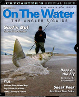 On The Water Sept 2014 NY NJ cover