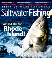 2014 Rhode Island Saltwater Cover