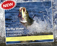 COVER On The Water Annual Calendar